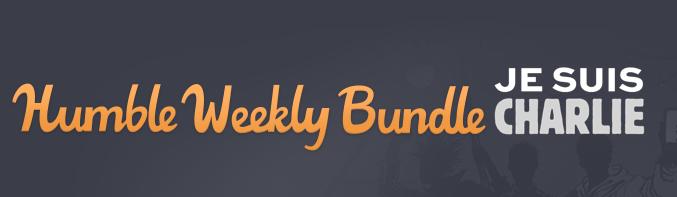 Le Humble Weekly Bundle est entièrement Charlie