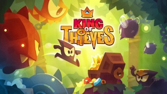 King of Thieves, le prochain titre des créateurs de Cut the Rope