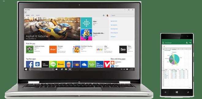 Windows10 : la compatibilité avec les applications Android bientôt annoncée ?