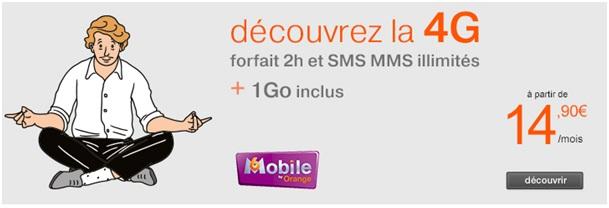 M6 Mobile ajoute la 4G à son forfait à 14,99 euros