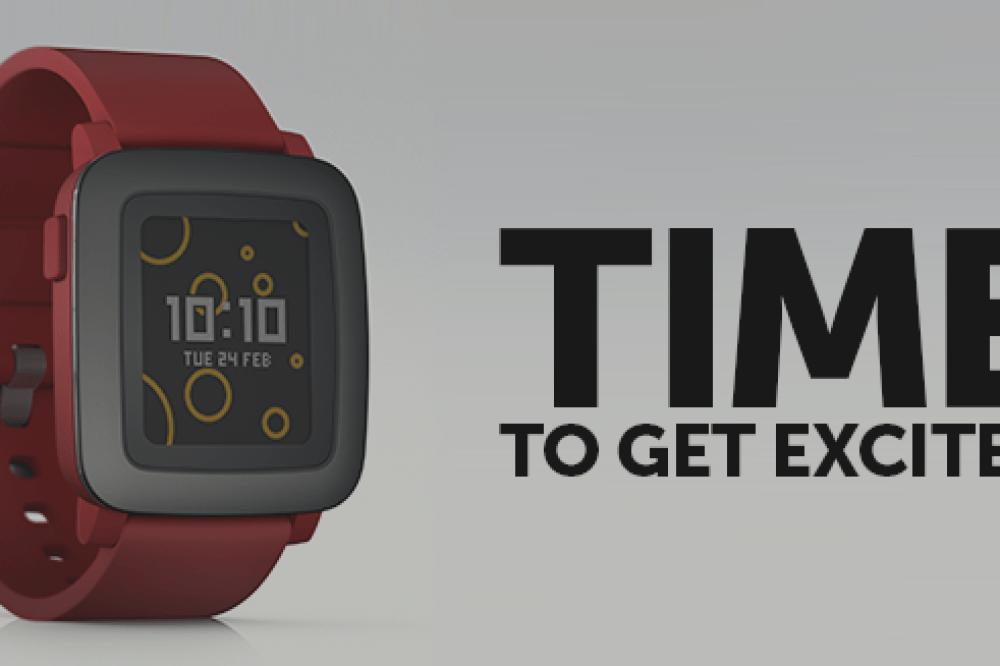 Les concepteurs de la Pebble Time dévoilent ses détails techniques