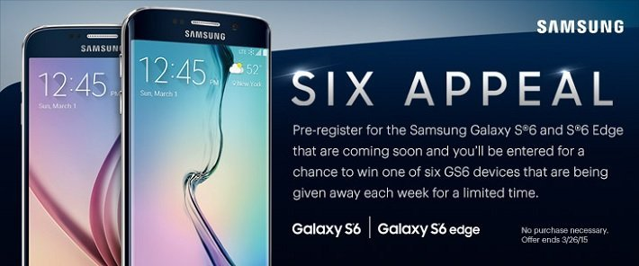 Galaxy S6 et S6 Edge : et encore des fuites !