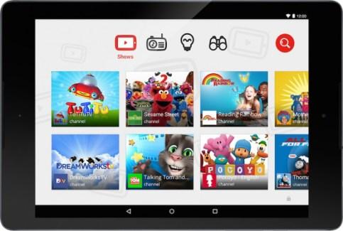 Youtube Kids est lancé, mais seulement aux Etats-Unis