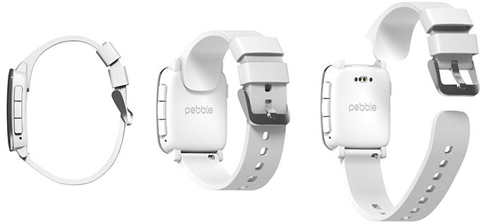 Pebble ouvre un fonds d'un million de dollars pour développer des bracelets intelligents