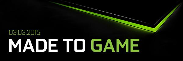 Nvidia #madetogame : vivez les annonces de Nvidia en direct