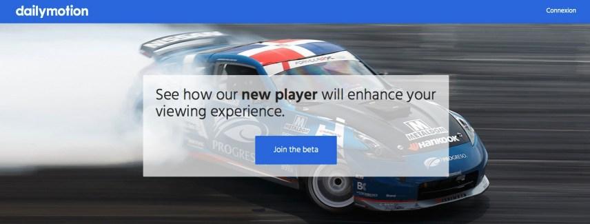 Dailymotion : un nouveau player, et un nouvel actionnaire ?