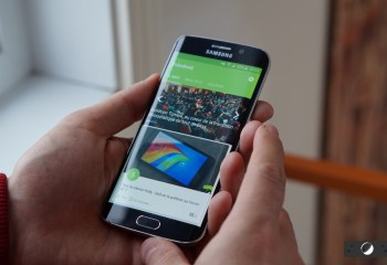 Test du Samsung Galaxy S6 Edge, le profil d'un grand ?