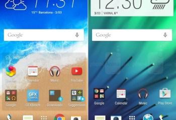 HTC Sense 6.0 et 7.0 : les nouveautés en images