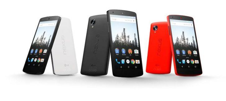 Un nouveau Nexus 5 prévu pour 2015 ?