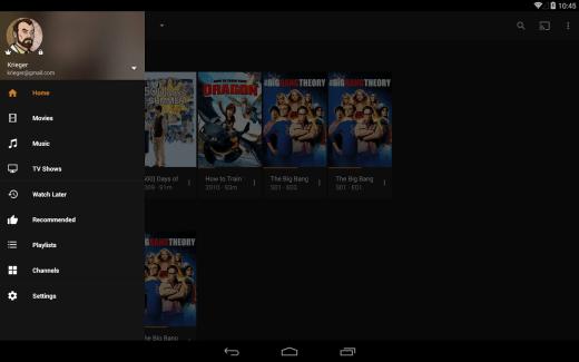 Plex passe à la version4.0 et modifie son interface