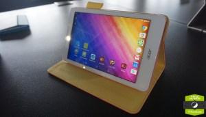 Prise en main de la Acer Iconia One 8, juste une...
