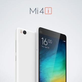 Xiaomi Mi 4i : plus fin, moins puissant mais avec Android 5.0 Lollipop