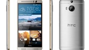 HTC One M9+ : il est officiel et avec un écran...