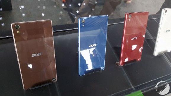 Acer Liquid X2, le smartphone design et triple-SIM