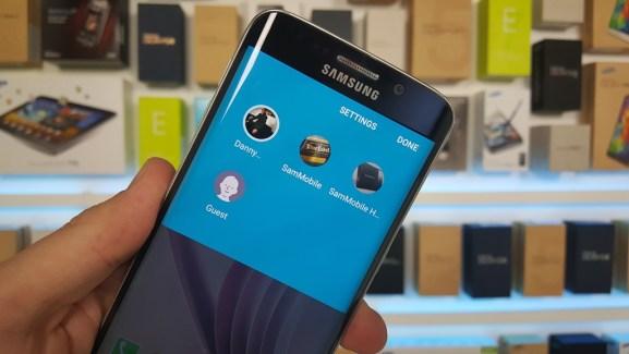 Samsung GalaxyS6 : La mise à jour vers Android5.1 introduira le mode invité