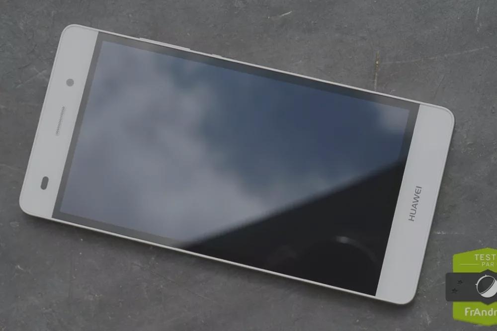 Test du Huawei P8 Lite : version allégée mais pertinente