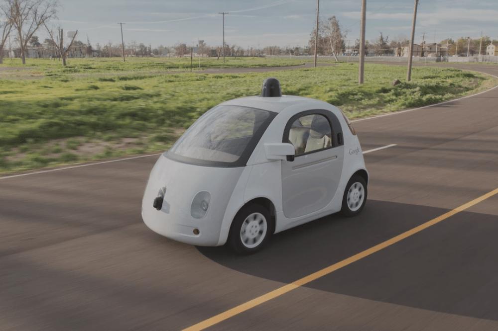 Les Google Cars sont désormais bel et bien en service dans les rues de Mountain View