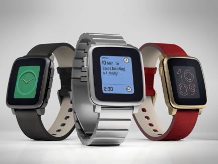 Pebble Time : la date de livraison et l'application compagnon se dévoilent