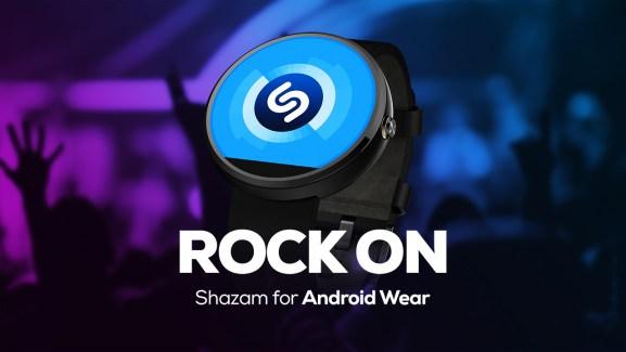Shazam est enfin sur Android Wear
