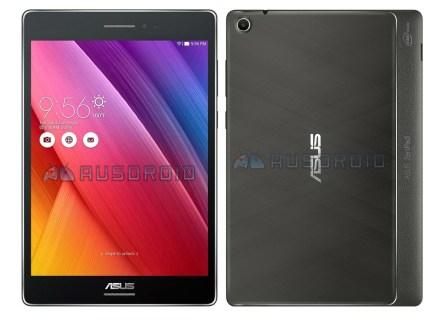 Une première fuite d'images pour la tablette Asus Zenpad