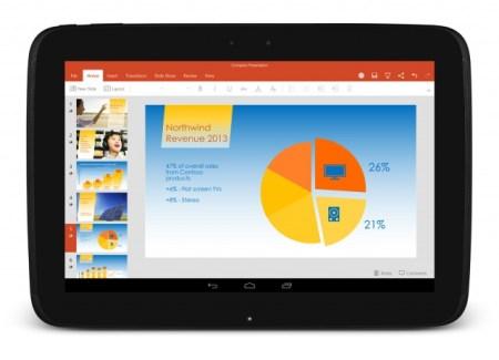 Les applications de Microsoft préinstallées sur les tablettes Android de 20 nouveaux constructeurs internationaux