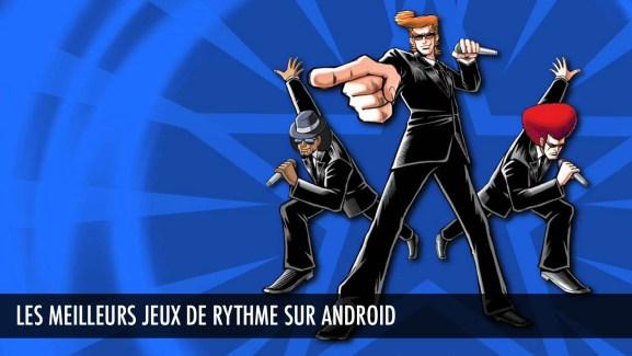 Les meilleurs jeux de rythme sur Android