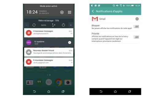 Tuto : Comment bloquer les notifications indésirables sur Android Lollipop et KitKat ?