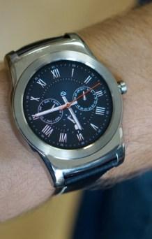 Test de la LG Watch Urbane, élégante mais...