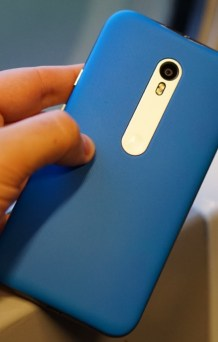 Prise en main du Motorola Moto G 2015 (3e gen),...