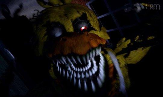 Five Nights at Freddy's 4 rejoue le film d'horreur sur le Play Store