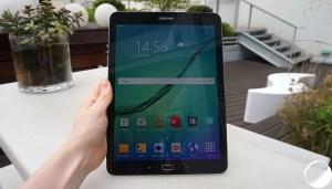 Prise en main des Samsung Galaxy Tab S2 8.0 et...