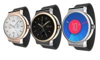 ZTE Axon Watch : Gorilla Glass 3 et saphir pour une nouvelle montre connectée