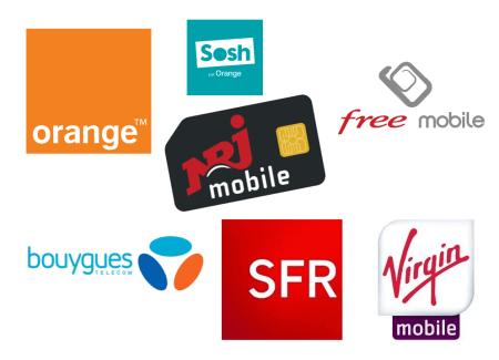 Guide : Quel forfait mobile «sans engagement» pour la rentrée en France ?