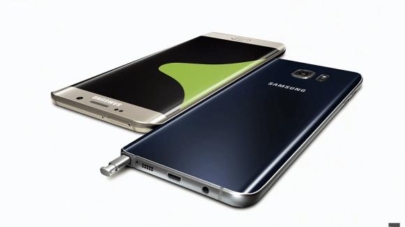 Samsung Galaxy Note 5 et S6 edge + : des capteurs ISOCELL à la place de l'IMX 240