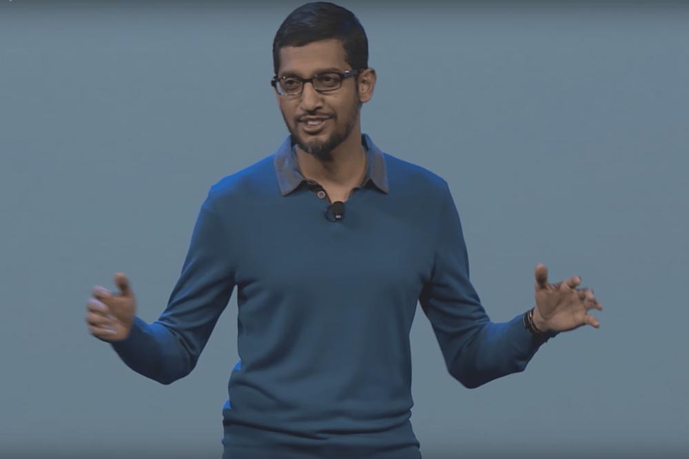 Sundar Pichai : de la barre d'outils Google au poste de PDG