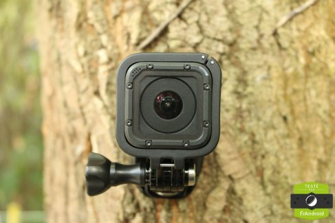 Test de la GoPro Hero4 Session, le petit cube étanche Full HD