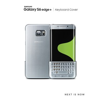 L'étrange coque «BlackBerry» du Samsung Galaxy S6 Edge+
