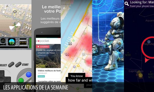 Les apps de la semaine : SuperRetro16 Lite (SNES), Pocket…