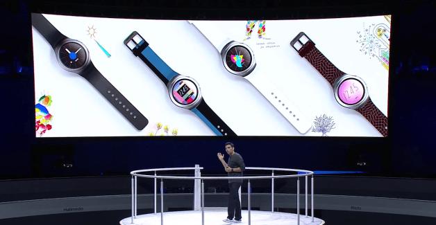 La Samsung Gear S2 est cette fois entièrement officielle