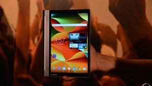 Prise en main de la Lenovo Yoga Tab 3 (Pro), la...