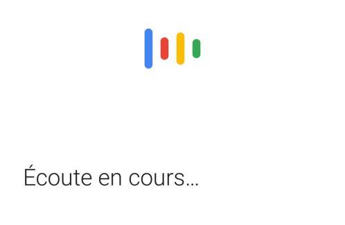 Google Voice reconnaît maintenant plus précisément et plus rapidement la voix de l'utilisateur