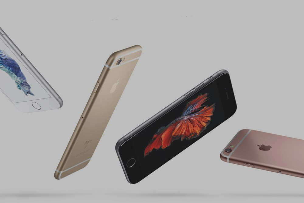 L'Apple iPhone 6s, c'est lui