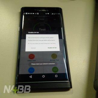 BlackBerry Priv : de nouvelles photos détaillent son SoC