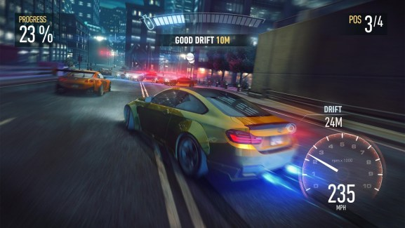 Need For Speed: No Limits démarre sa course sur Android