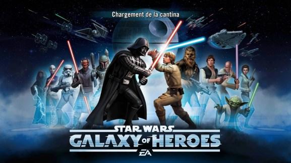 Star Wars : Galaxy of Heroes abuse du côté obscur de la force (les achats in-app)