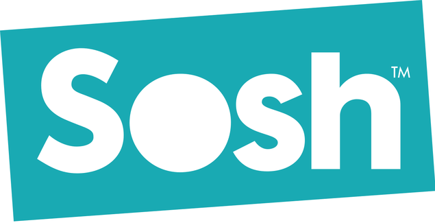 Bon plan : les forfaits Sosh 3Go et 5 Go à 9,99 et 14,99 €/mois pendant un an