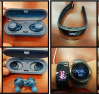 Samsung Gear Fit 2 : le successeur du bracelet de 2014 se montre en photos