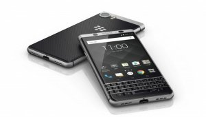 BlackBerry KEYone : le grand retour du clavier...