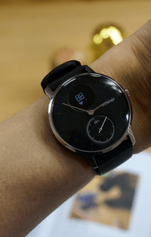 Test de la Withings Steel HR : élégante,...