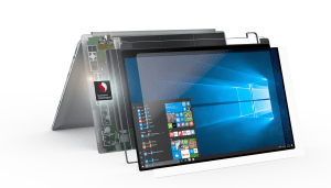 Qualcomm et Microsoft officialisent les 1ers PC...
